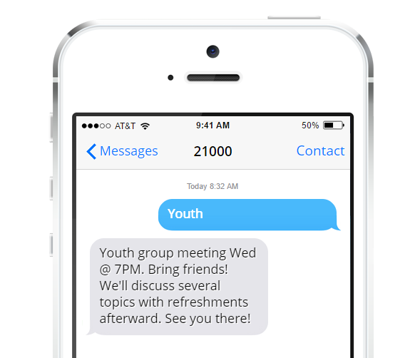 Text Message Marketing For Churches  U0026 Religious Groups