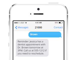 Sms Text Message Marketing For Dentists Amp Dental Offices