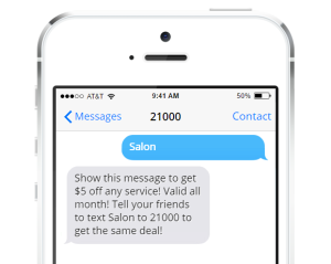 bulk sms messaging