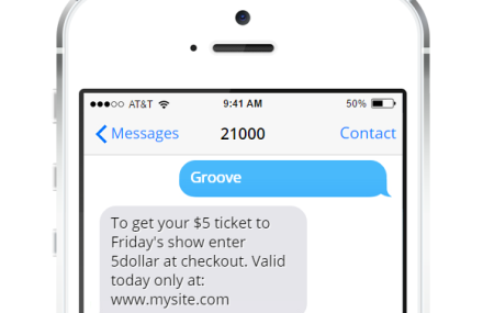 Text Message Marketing for Events/Venues – Concerts/Bands