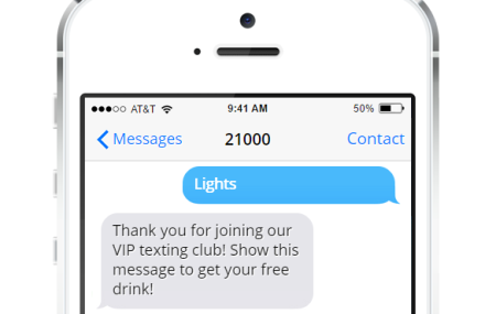 Text Message Marketing for Nightclub & Bars